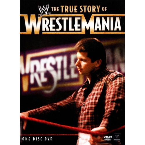 WWE: The True Story of WrestleMania [DVD] [2010]