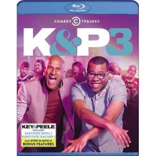 Key & Peele: Season Three (Blu-ray Disc)