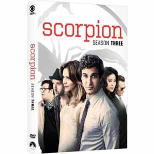 Scorpion: Season Three [DVD]