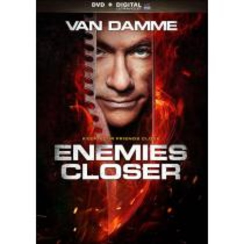 Enemies Closer [DVD] [2013]