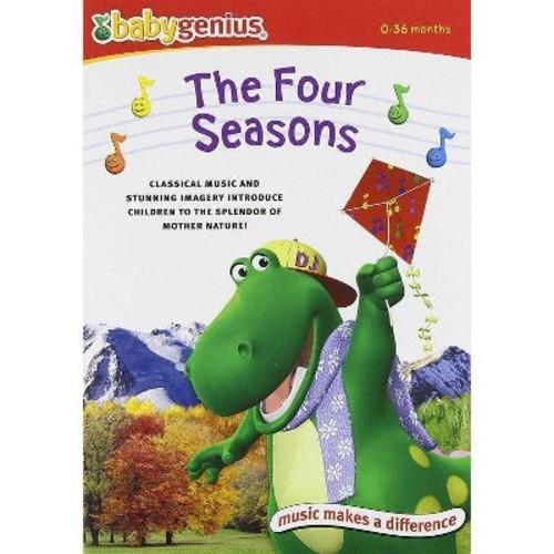 Baby Genius:Four Seasons (DVD)