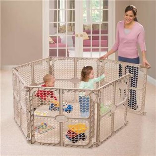Summer Infant Secure Surround 6Panel PlaySafe Playard