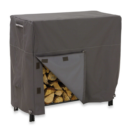 Classic Accessories Ravenna Large Log Rack Cover