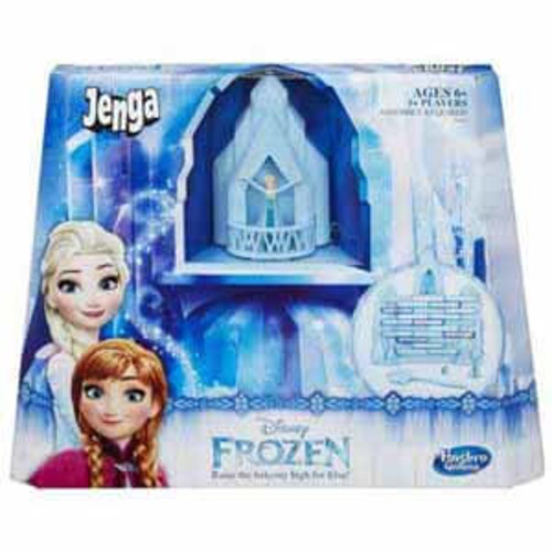 Hasbro Jenga Disney Frozen Edition Game
