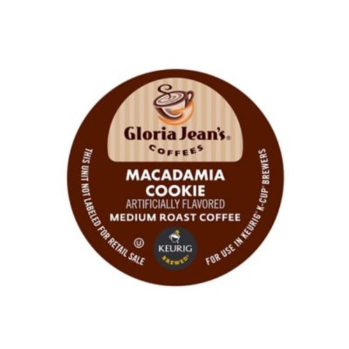 Keurig K-Cup Pack 18-Count Gloria Jean's Macadamia Cookie Coffee