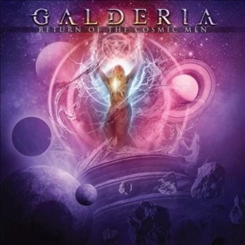 Galderia - Return Of The Cosmic Men (CD)