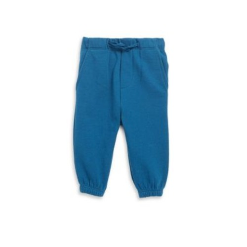 Baby's Elasticized Cotton Trousers
