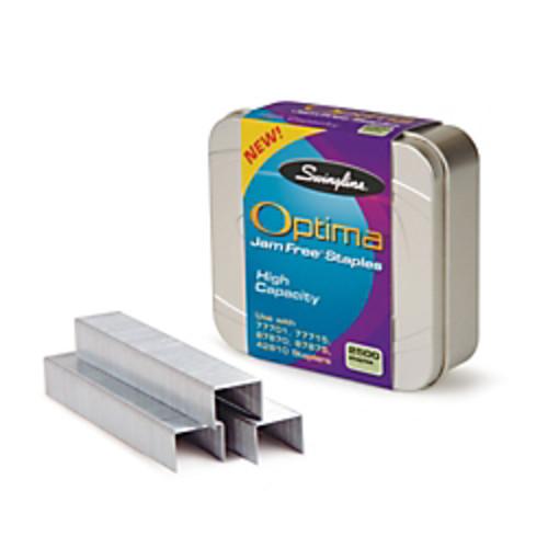 Swingline Optima High-Capacity Staples, Box Of 2,500