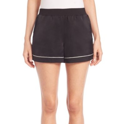 ATM Anthony Thomas Melillo - Piping Cuff Pajama Shorts