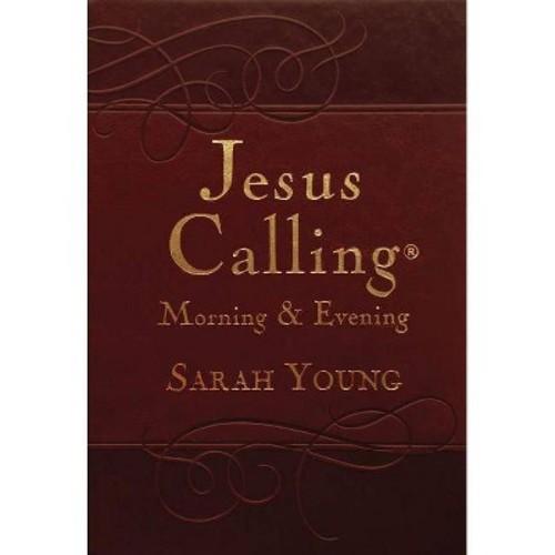 Jesus Calling Morning & Evening (Hardcover)