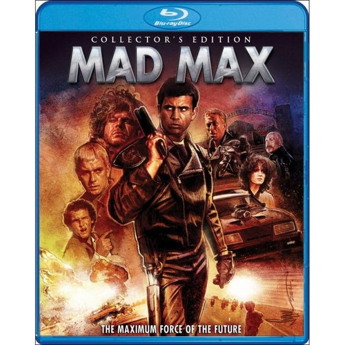 Mad Max [Collector's Edition] [Blu-ray] [1979]