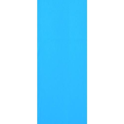 Swimline 24' Round Blue Overlap Swimming Pool Liner - Standard Gauge