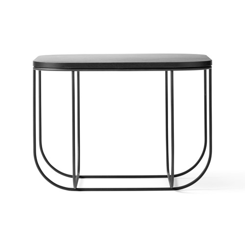 Cage Side Table [Model : 3530539 - Black \/ Dark Ash]
