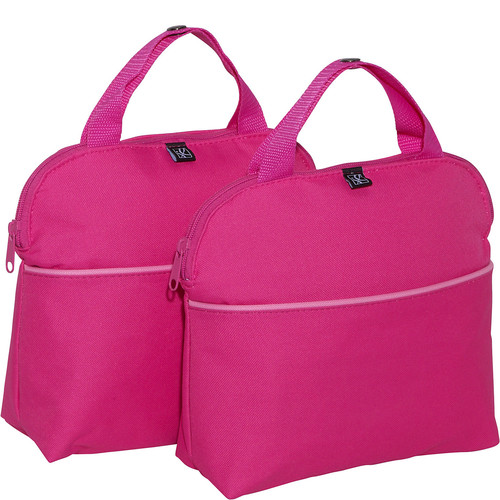 J.L. Childress MaxiCOOL 4-Bottle Insulated Tote - Set of 2