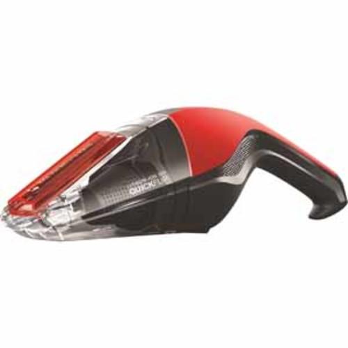 Dirt Devil Quick Flip 12v Cordless Bagless Handheld Vacuum - Red