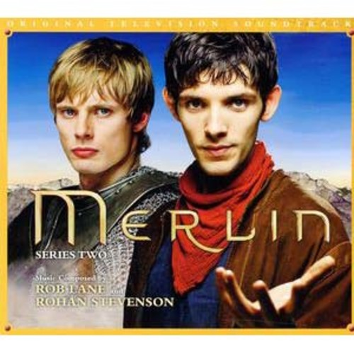Merlin: Series Two By Original Soundtrack (Audio CD)