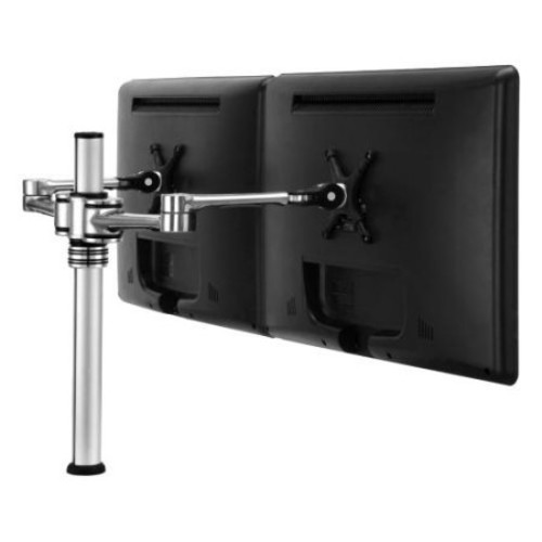 Visidec Dual LCD/LED Monitor Vesa Mount Articulated Arm