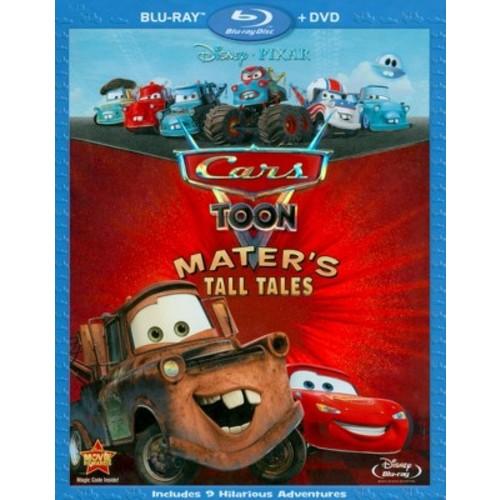Cars Toon: Mater's Tall Tales (2 Discs) (Blu-Ray/DVD) (Blu-ray)