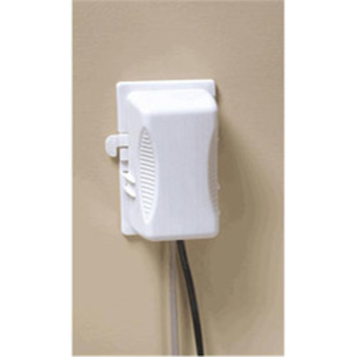 Safety 1st Plug And Outlet Cover, Double-Touch, White, 2/Pack