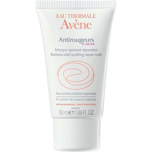 Avene Antirougeurs Calm Soothing 1.69-ounce Repair Mask