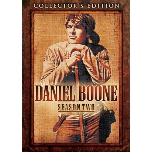 Daniel Boone: Season Two [DVD]