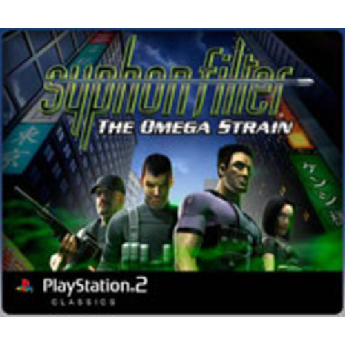 Syphon Filter: Omega Strain [Digital]