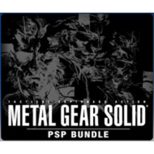 Metal Gear Solid PSP Bundle [Digital]