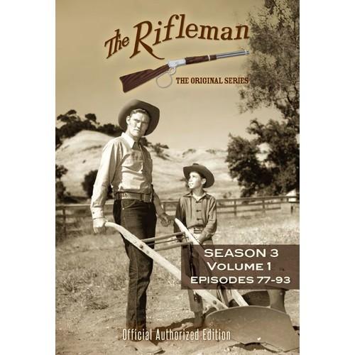 The Rifleman: Season 3, Vol. 1 [DVD]