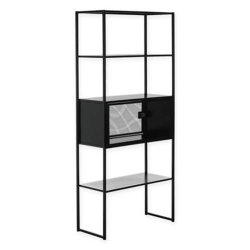 Safavieh Abay Bookcase in Black