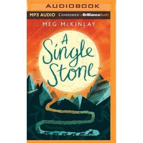 Single Stone (MP3-CD) (Meg McKinlay)