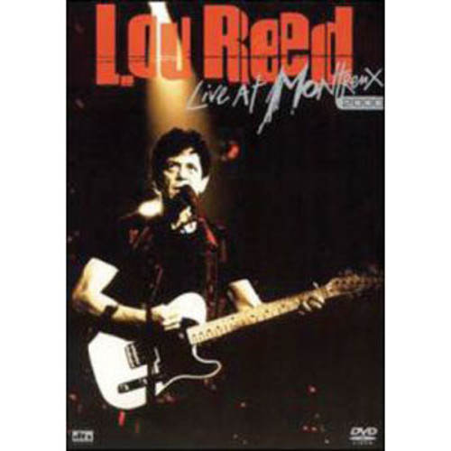 Lou Reed: Live at Montreux 2000 DTS/2/DD5.1