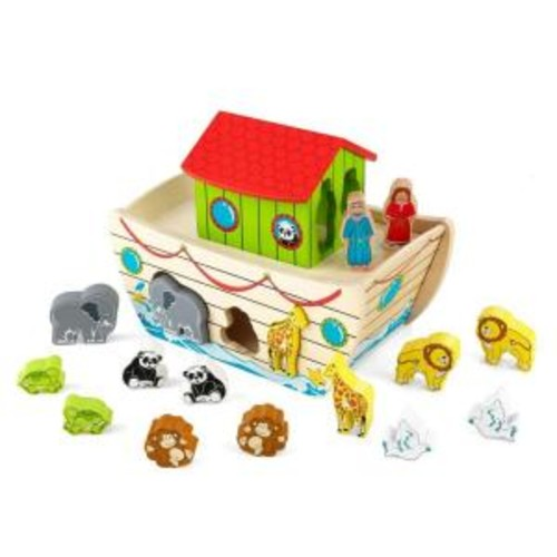KidKraft Noah's Ark Shape Sorter Play Set