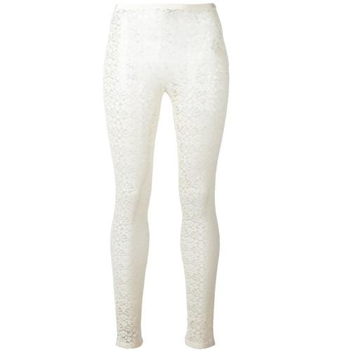 STELLA MCCARTNEY Lace Leggings