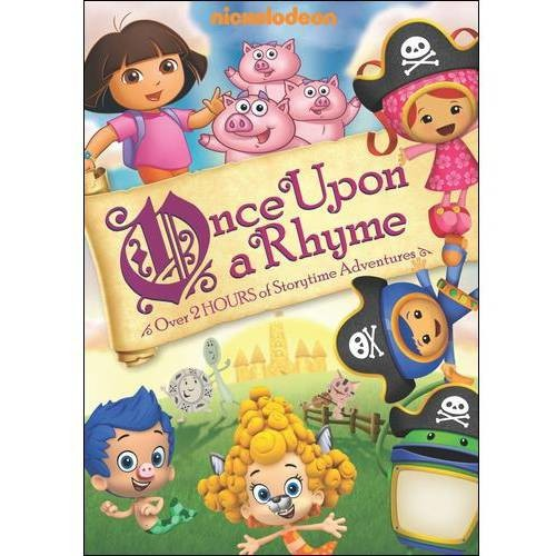 Nickelodeon Favorites-Once Upon a Rhyme
