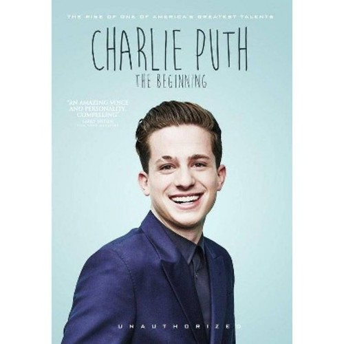 Charlie Puth: The Beginning (DVD)