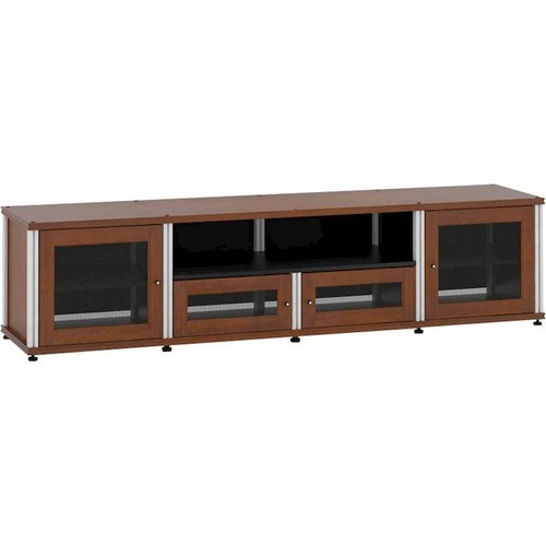 Salamander Designs - Synergy System A/V Cabinet for Flat-Panel TVs Up to 90