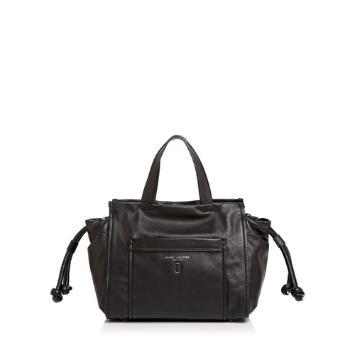 MARC JACOBS Tied Up Leather Tote
