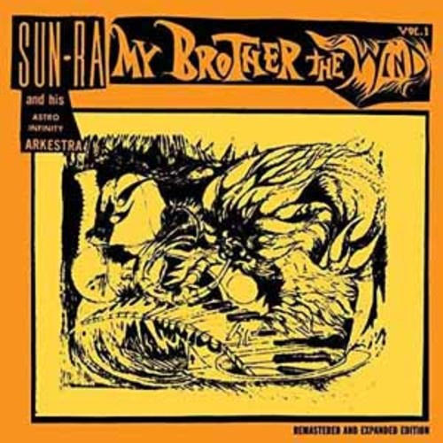 My Brother The Wind, Vol. I - Sun Ra and His Astro-Solar Infinity Arkestra [Audio CD]