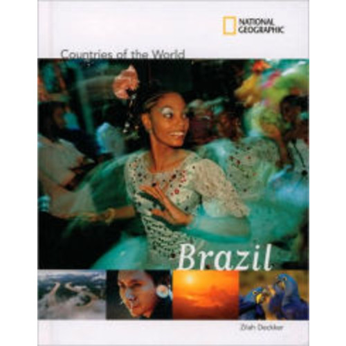 Brazil (National Geographic Countries of the World Series)