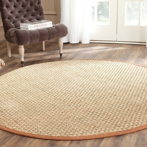 Safavieh Natural Fiber Arbor Border Area Rug or Runner