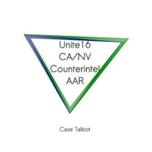 Unite16 CA/NV Counterintel AAR