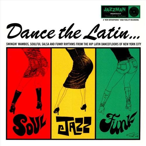 Dance the Latin [CD]