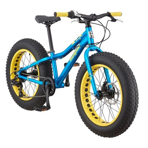 Mongoose Youth Argus 20'' Mountain Bike