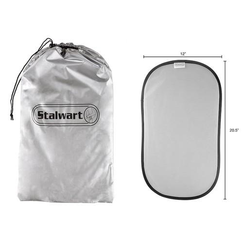 Stalwart 3-pack Windshield Sun Shades