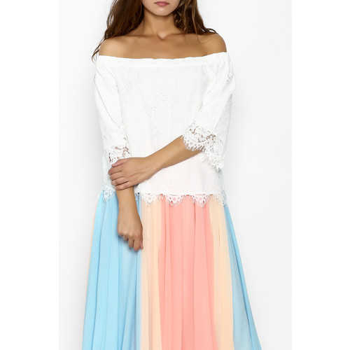Rosemary Off Shoulder Top