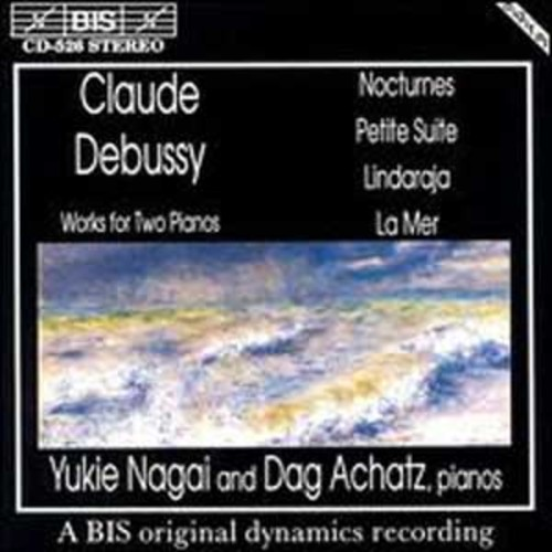 Debussy: Works for 2 pianos (Audio CD)