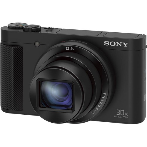 Sony Cyber-shot DSC-HX80 18-megapixel digital camera with 30X optical zoom and Wi-Fi