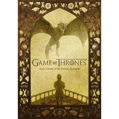 Game of Thrones: The Complete Fifth Season [5 Discs]
