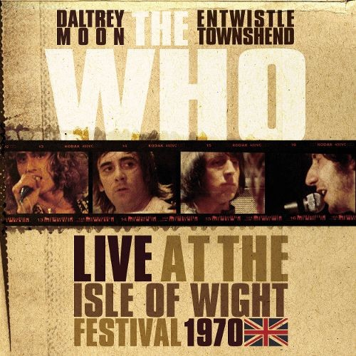 Live at the Isle of Wight Festival 1970 [LP] - VINYL