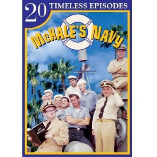 McHale's Navy: 20 Timeless Episodes [2 Discs] [DVD]